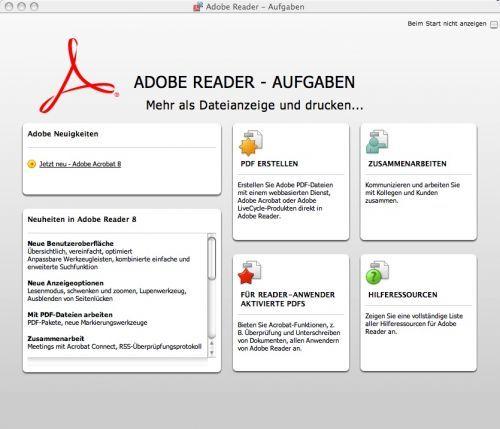 pdf adobe reader download mac