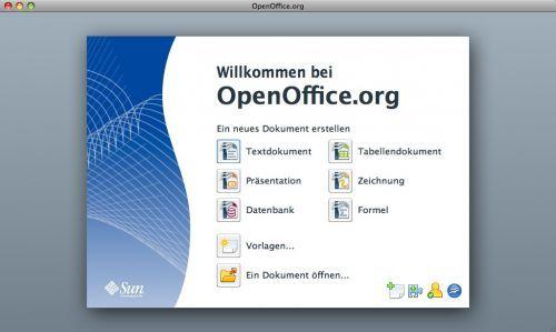 openoffice f r mac free mac software. Black Bedroom Furniture Sets. Home Design Ideas