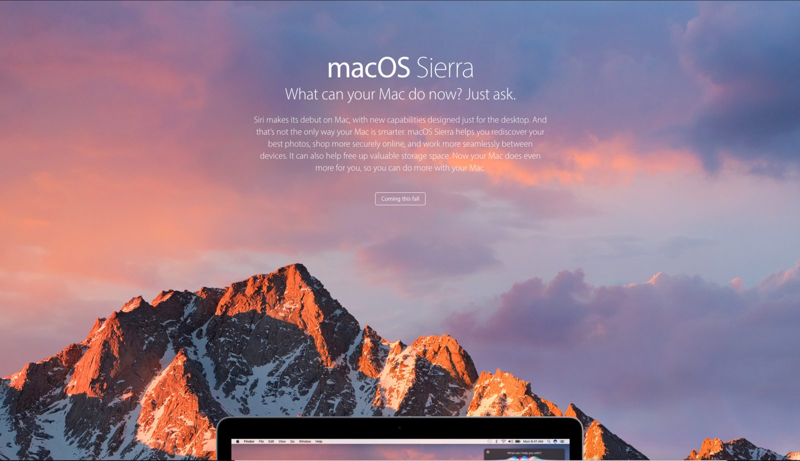 The New Mac Os Sierra Review Free Mac Software
